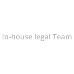 In-house legal team