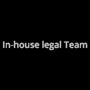 In-house legal team