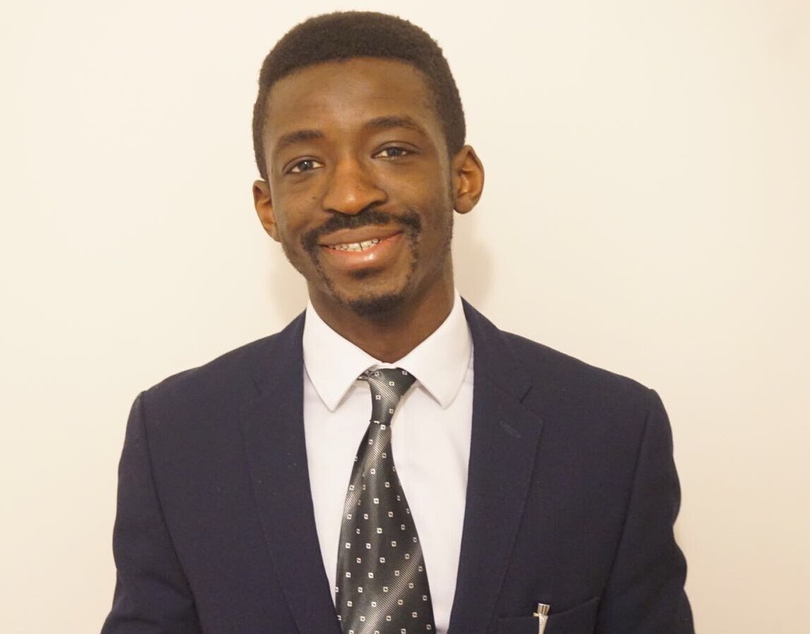 Accutrainee Almahdi Coker shares his thoughts as part of Black History Month