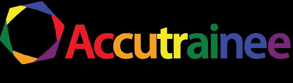 Accutrainee Pride Logo