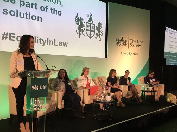 The Law Society's Equality In Law International Symposium